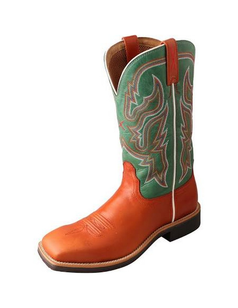Women's Twisted X Boots WTH0007 Top Hand Cowgirl Boot