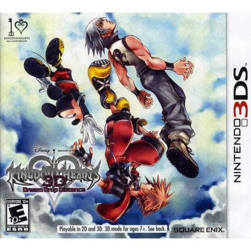 Kingdom Hearts: Dream Drop Distance (Nintendo 3DS)
