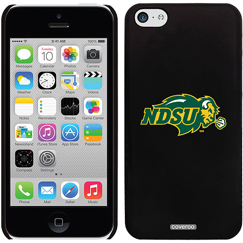 Coveroo North Dakota State Primary Logo Design Apple iPhone 5c Thinshield Snap-On Case
