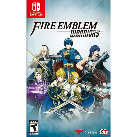 Koei Fire Emblem Warriors, Nintendo, Nintendo Switch, 045496591632