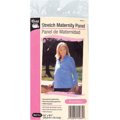 "Stretch Maternity Panel, 9-1/2"" x 24"""