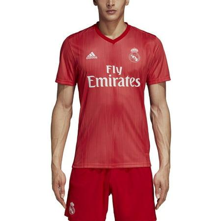 13a5b9b82 adidas - adidas Men s Real Madrid Third Soccer Jersey 2018 19 ...