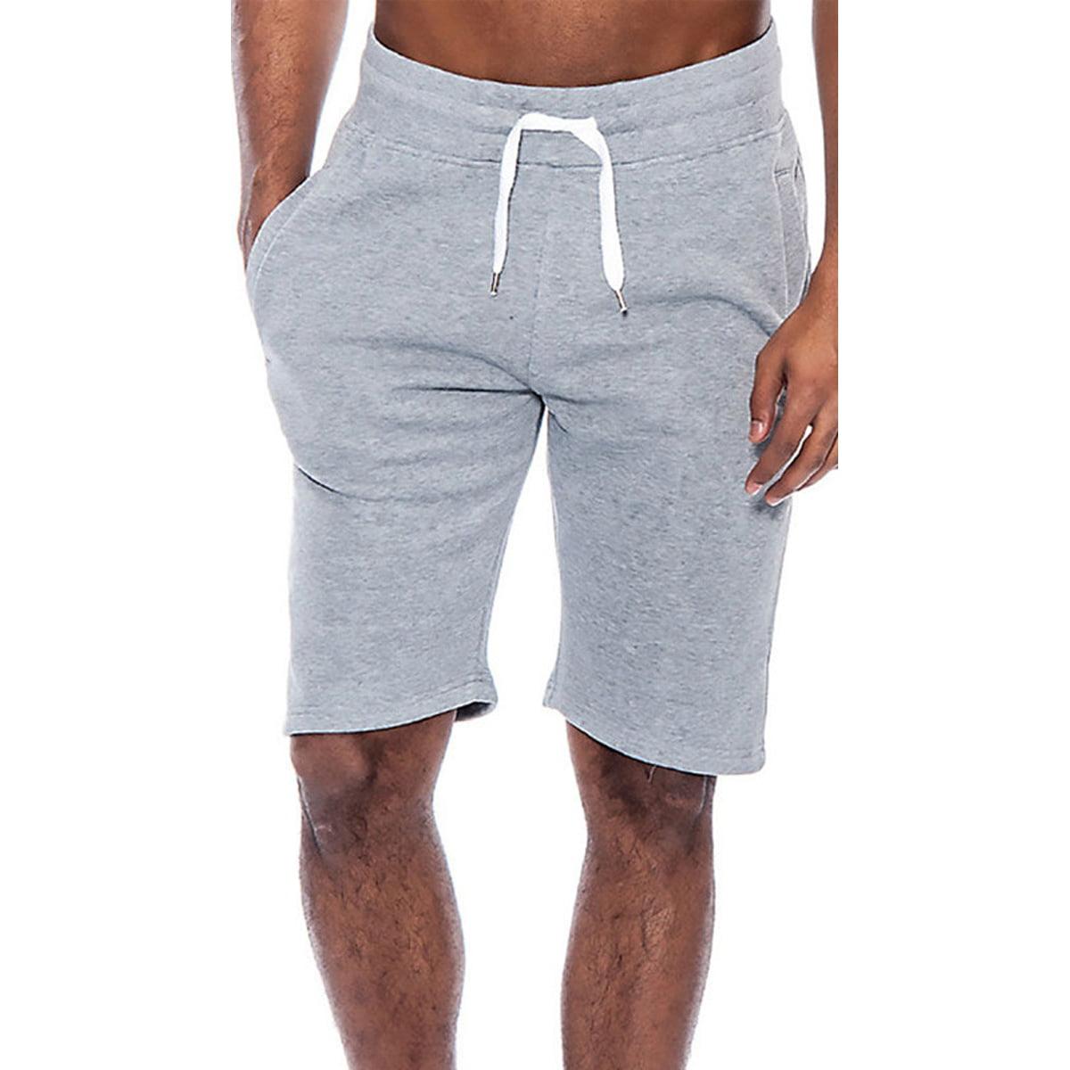 Summer Men/'s Casual Comfy Shorts Baggy Gym Sport Jogger Sweat Drawstring Pants