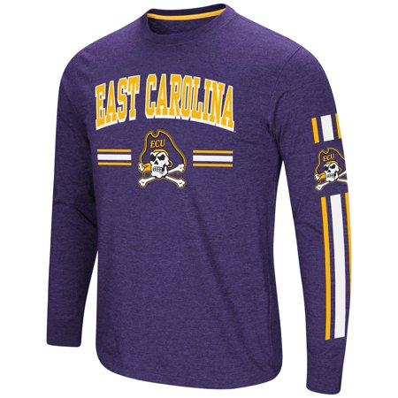 ECU East Carolina University Men's Long Sleeve Touchdown Pass (Fanmats East Carolina University)