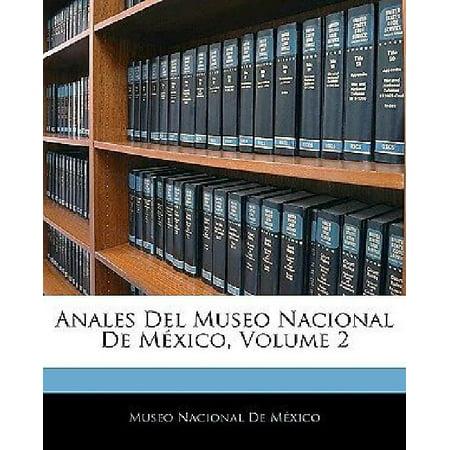 Anales del Museo Nacional de Mxico, Volume 2 - image 1 de 1