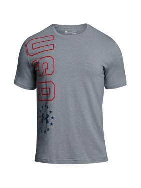 b2858277 Product Image Under Armour Men Freedom Usa Verical T-Shirt