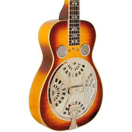 Paul Beard Resonator (Gold Tone Beard Signature Series Deluxe Resonator Guitar  Square Neck)