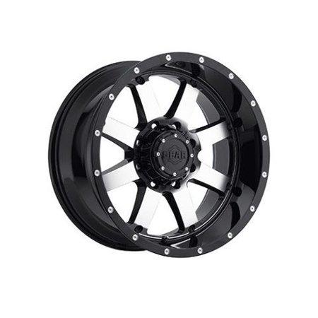 Gear Alloy 726M Big Block 726M-2128744 Single Rim 20X12 -44mm Offset (Big Face Rims)
