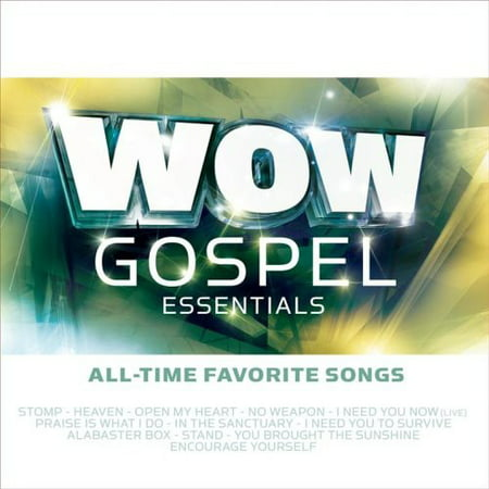 WOW Gospel Essential All-time Favorite Songs