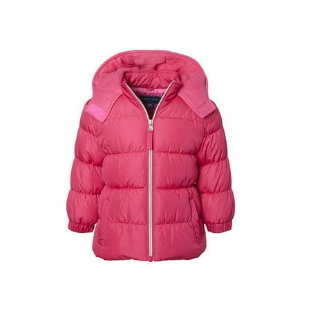 Cherokee Toddler Girl Heavyweight Puffer Jacket