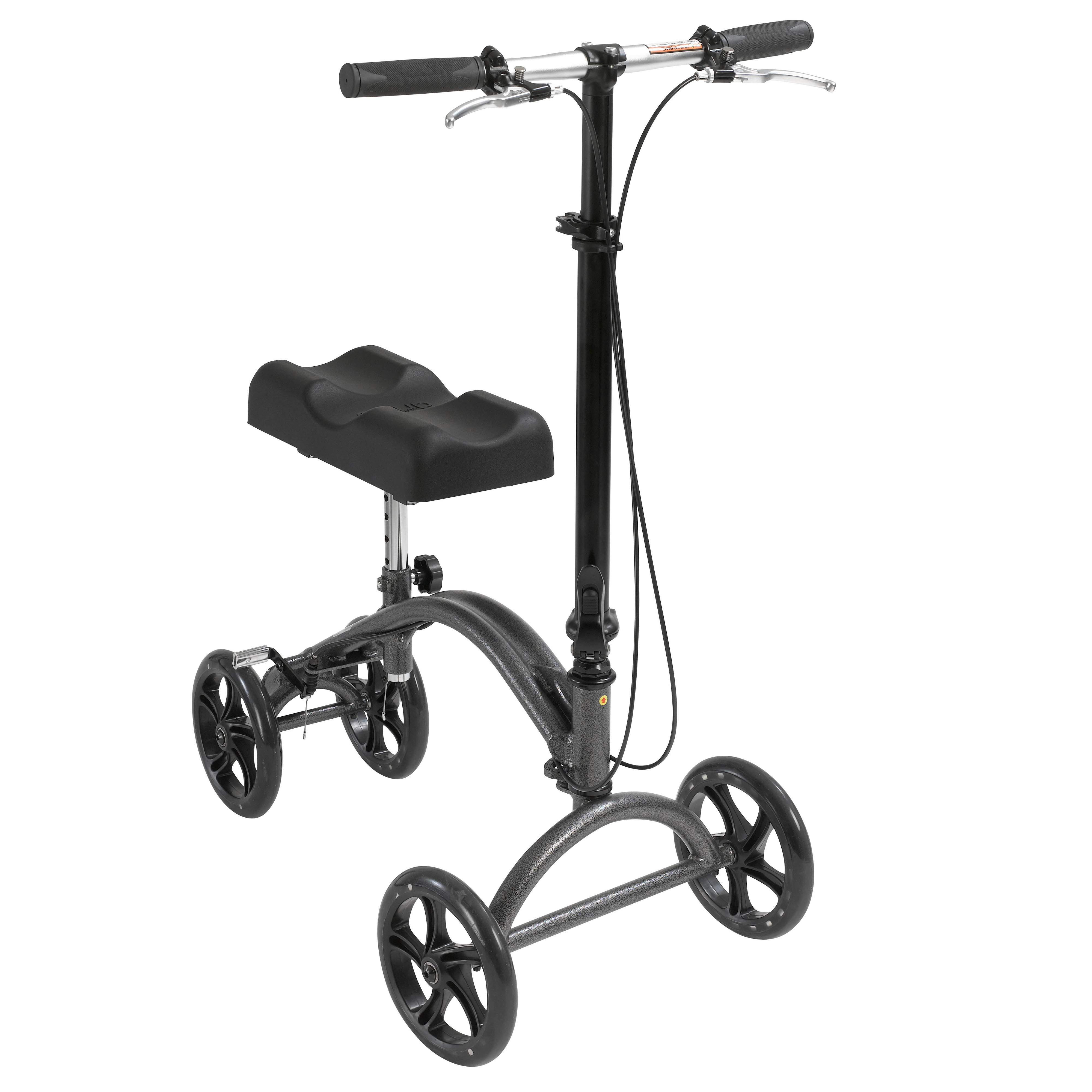 Drive Medical DV8 Aluminum Steerable Knee Walker Knee Scooter Crutch Alternative