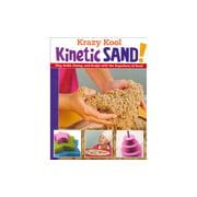 Design Originals Krazy Kool Kinetic Sand Bk
