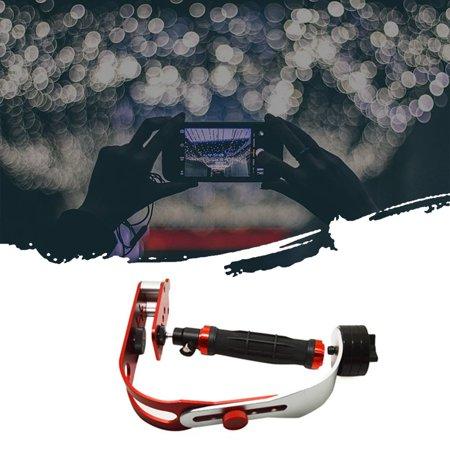VENSE Aluminum Mini Handheld Digital Camera Stabilizer Video Steadicam for Gopro - image 6 of 9