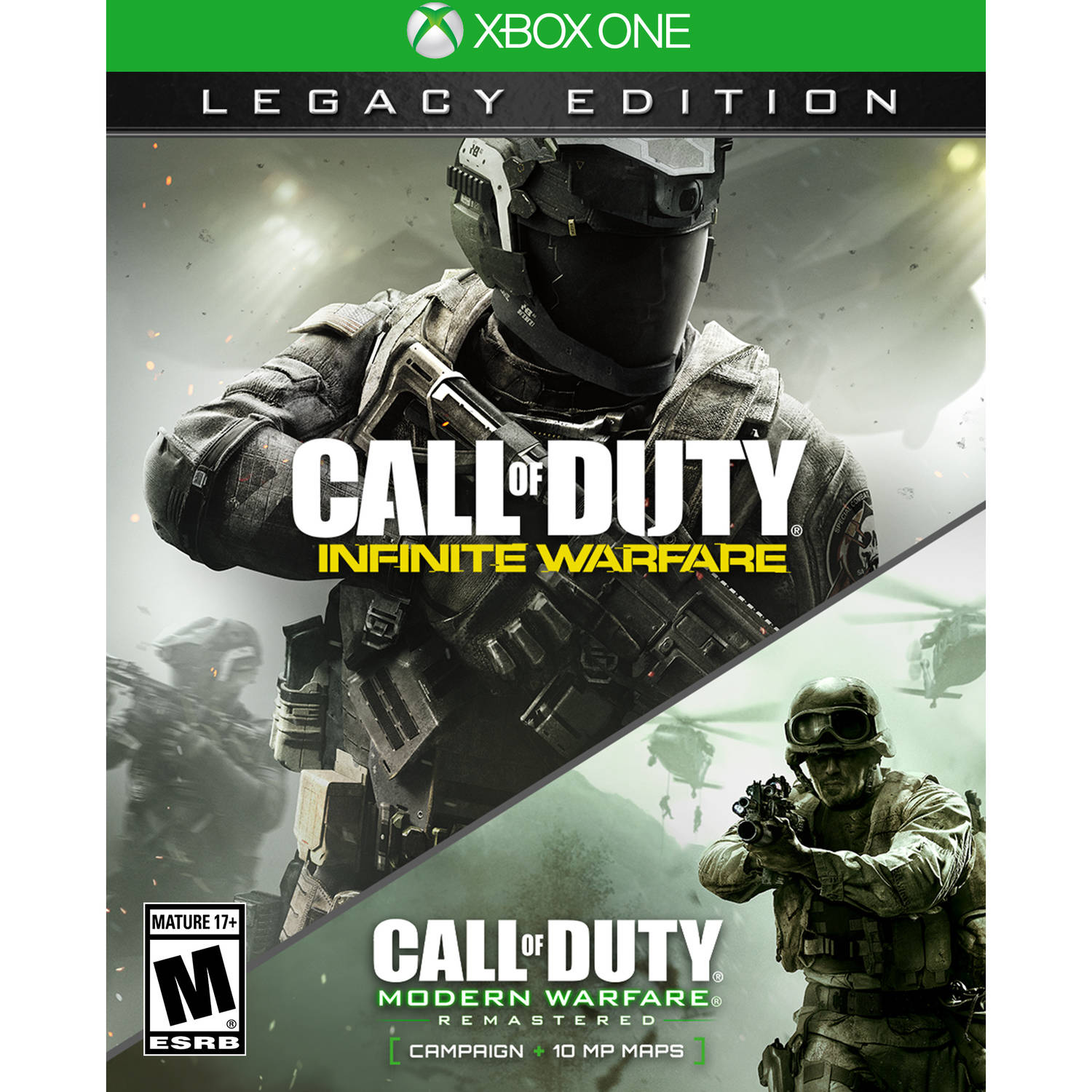 Call Of Duty Infinite Warfare- Legacy Edition (Xbox One)