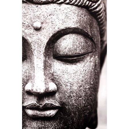 Buddha - Gold Poster Print