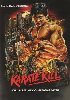 Karate Kill (DVD) by Petri Entertainment