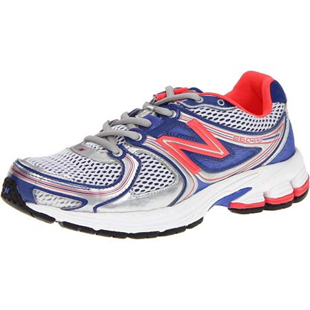 new balance kj860 stability running shoe (toddler/little kid/big kid),silver/blue,6 m us big (Best New Balance Stability Running Shoes)