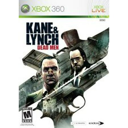 Kane & Lynch Dead Men - Xbox360 (Refurbished) (Kane And Lynch Dead Men Cheats Ps3)