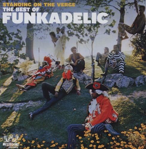 Standing On The Verge: The Best Of Funkadelic (Vinyl)