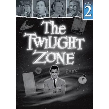 Twilight Zone - Vol. 2 (DVD) DVD - image 1 of 2