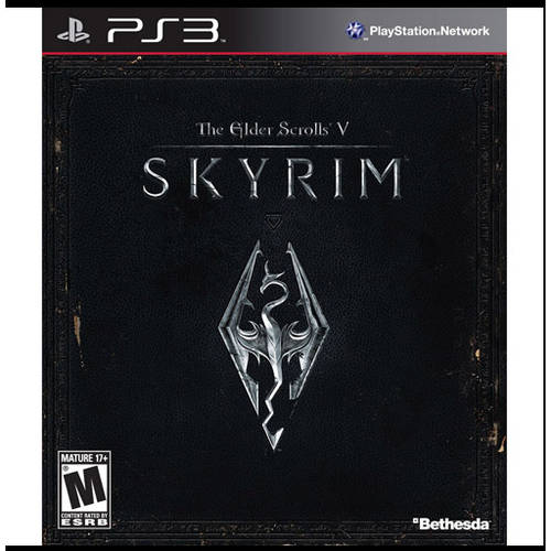 Elder Scrolls V: Skyrim (PS3) - Pre-Owned