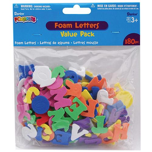 Foam Stickers 180pk