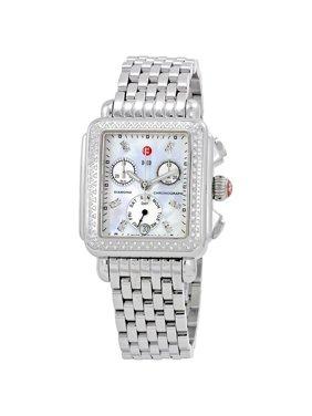 Michele Wheeze Diamond Watch