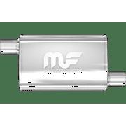 MagnaFlow Oval Stainless Steel Muffler