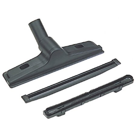 Shop-Vac 12'' Deluxe Nozzle With Brush & Squeegee Inserts  (Shop Vac Squeegee)