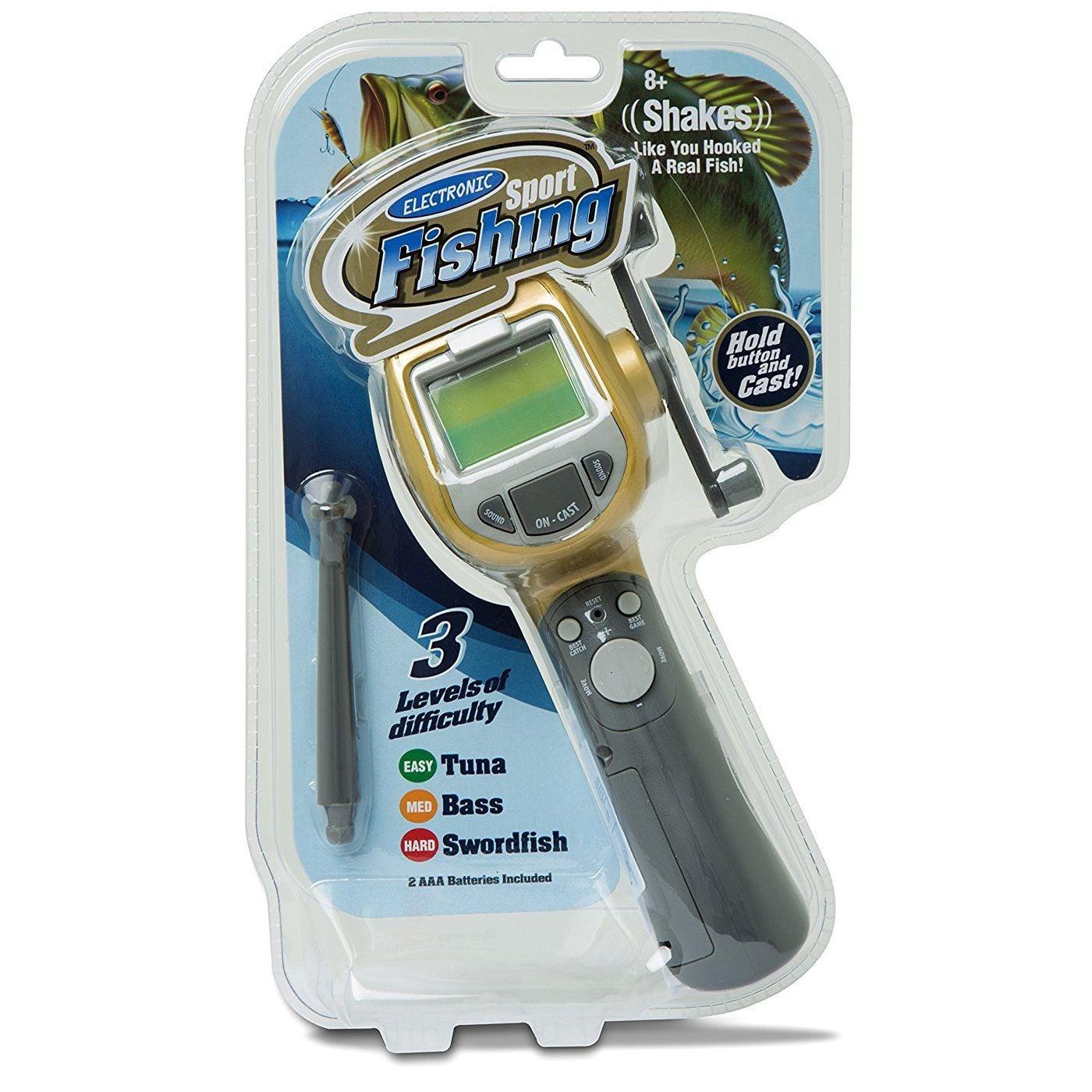 Electronic Sport Fishing Game
