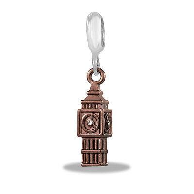 Davinci Beads Charm - BIG BEN CLOCK TOWER (Big Beads)