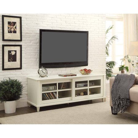 Convenience Concepts French Country 60″ TV Entertainment Center