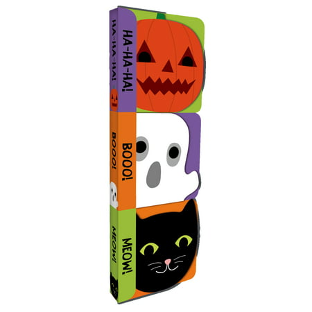 Chunky Pack: Halloween (Board Book) - Halloween Books For Kindergarteners