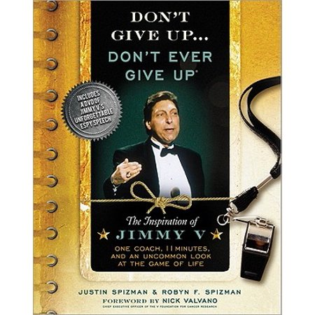Don't Give Up...Don't Ever Give Up - eBook