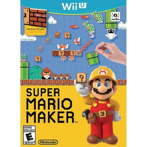 Refurbished Nintendo Super Mario Maker (Wii U)