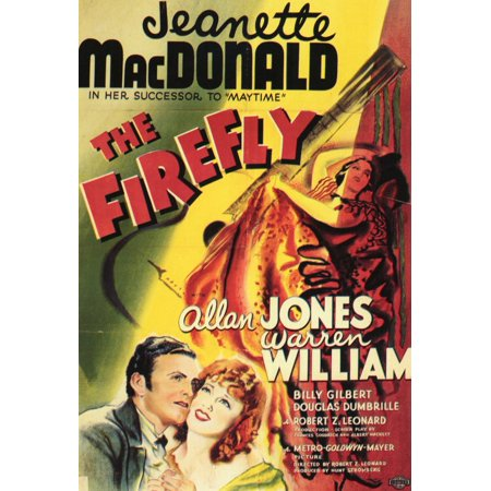 Fireflies The Movie (The Firefly POSTER Movie Mini)