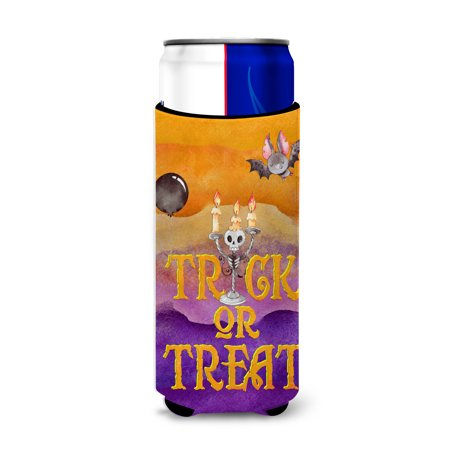 Halloween Trick or Treat Michelob Ultra Hugger for slim cans BB7461MUK
