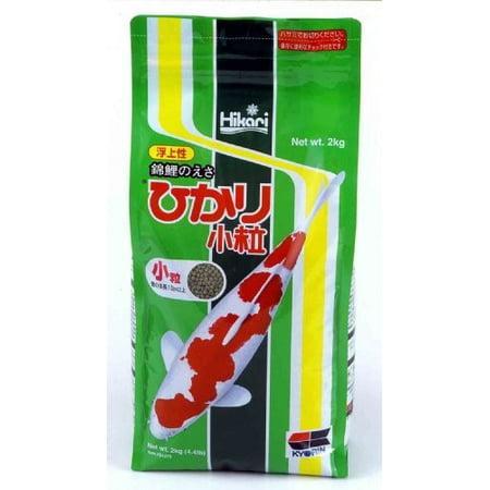 Hikari Staple Koi Food Mini Pellet ? 4.4 lbs