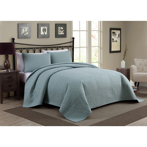 VCNY 1 Piece Bedspread Set