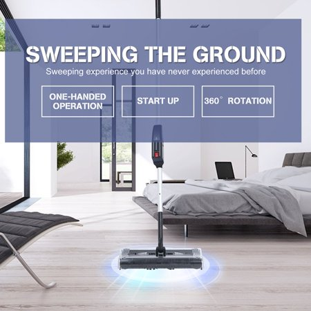 Multifunctional Electric House Swivel Cordless Cleaner Home Cleaning Machine - image 5 of 5