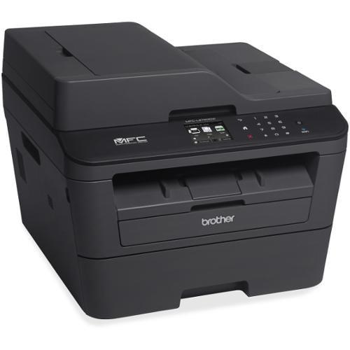 Brother MFC-L2720DW Laser Multifunction Printer - Monochrome - Plain Paper Print