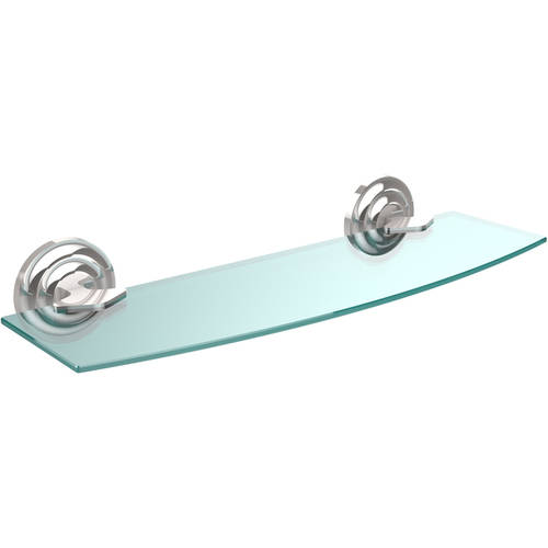 "Que New Collection 18"" Glass Shelf (Build to Order)"