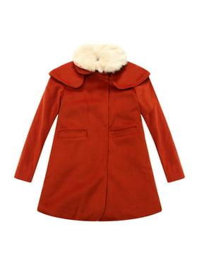 b604544b441b Little Girls Coats   Jackets - Walmart.com