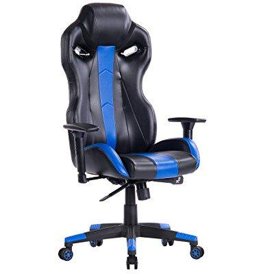 Admirable Killabee Racing Style Gaming Chair Ergonomic E Sports Unemploymentrelief Wooden Chair Designs For Living Room Unemploymentrelieforg