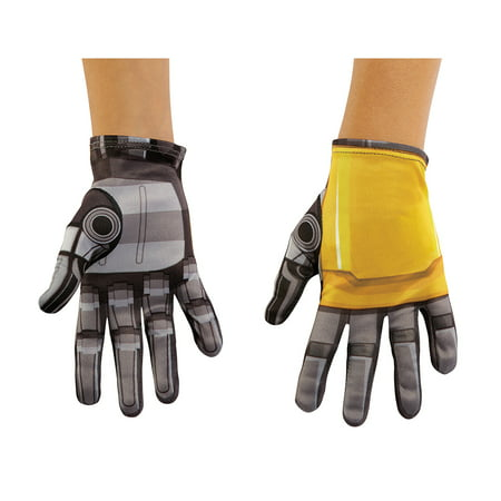 Transformers Bumblebee Movie Bumblebee Child Halloween Costume Accessory - Bumblebee Gloves