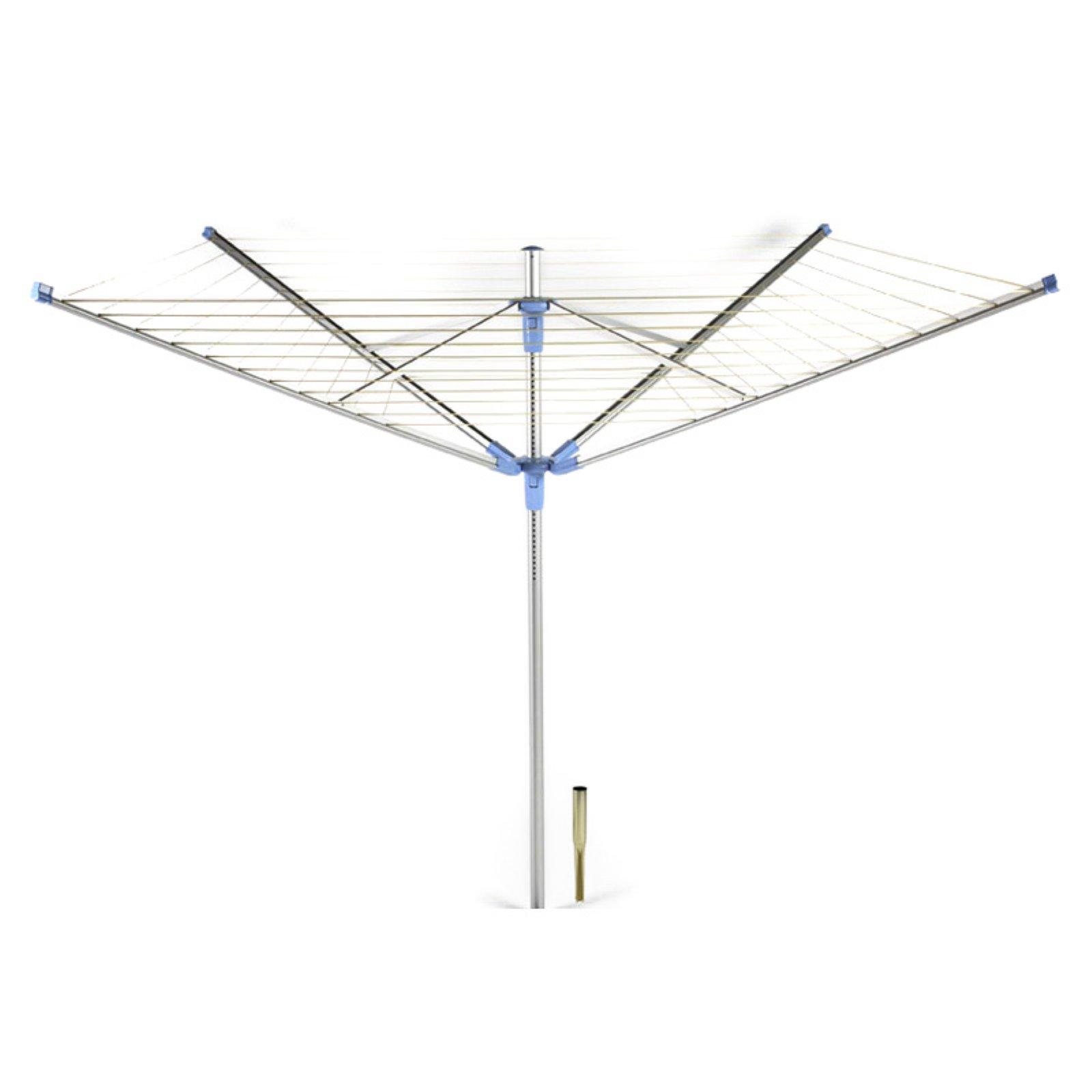 Moerman 88353 11-Line Outdoor Umbrella Clothesline