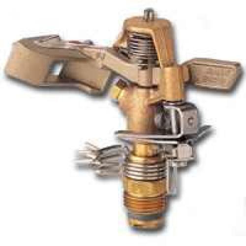 Rainbird 25PJDAC 1 2 in Brass Impact Sprinklers by RAINBIRD