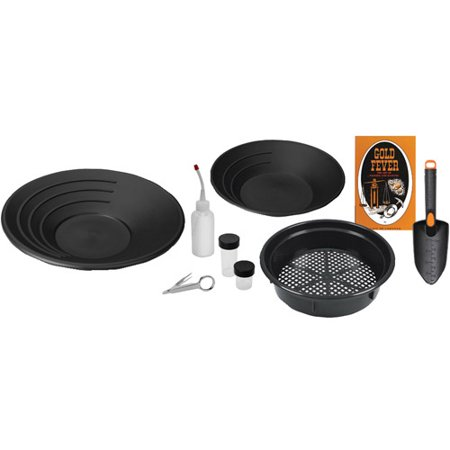 Stansport Yukon Deluxe Gold Prospecting Kit