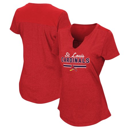 Women's Majestic Red St. Louis Cardinals Plus Size Switch Hitter T-Shirt](Teacher Store St Louis)
