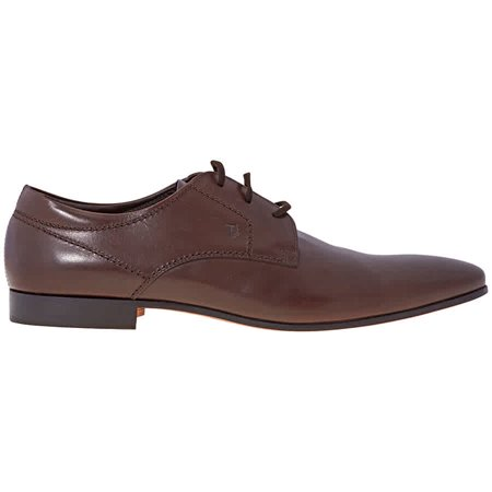 Tods Men's Shoes-Dark Brown/  Shoe Size: 12, US (1970's Shoes)